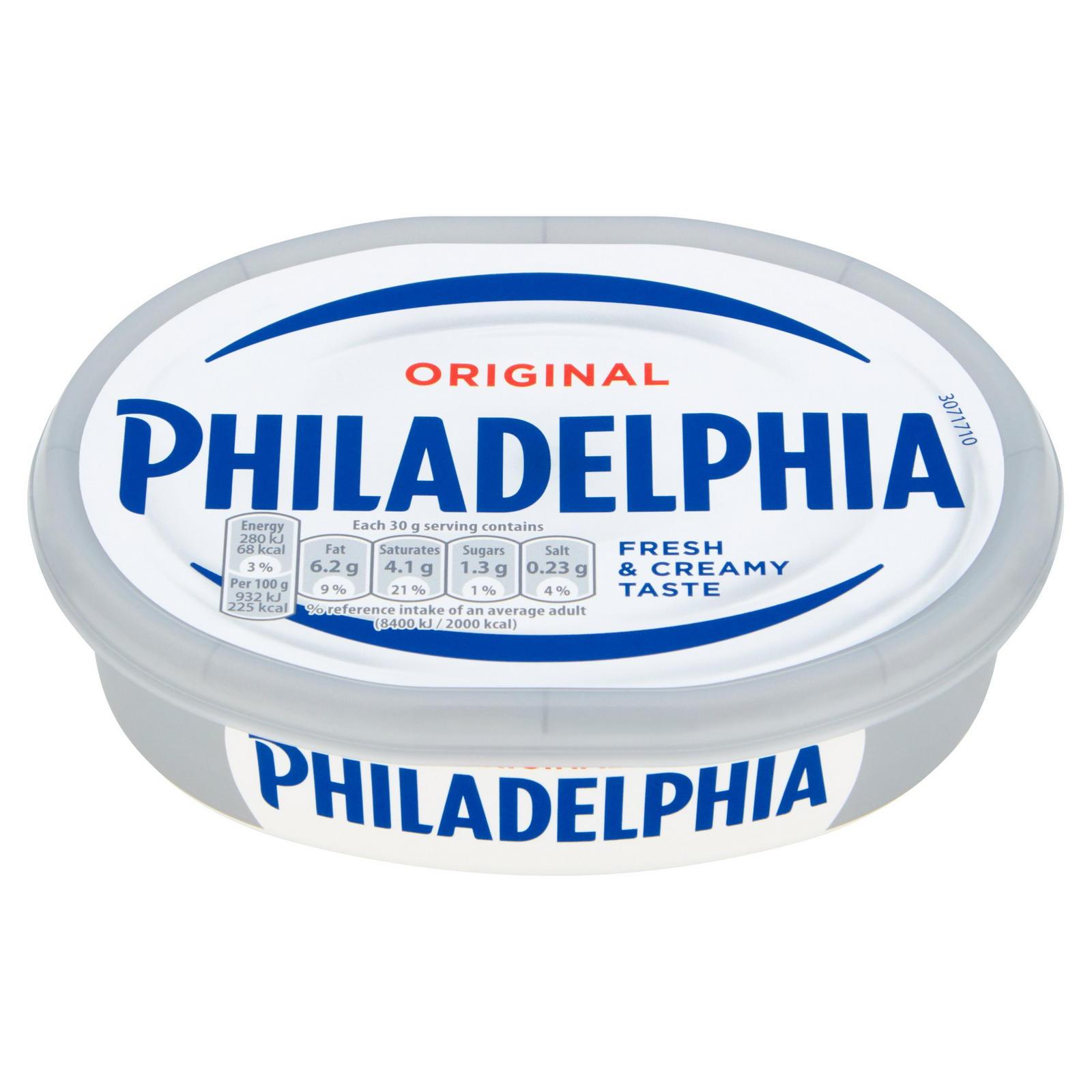 Miraculous Philadelphia Original Soft White Cheese 180G Cottage Download Free Architecture Designs Scobabritishbridgeorg