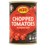 KTC Chopped Tomatoes in Tomato Juice 400g