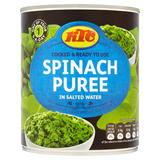 KTC Spinach Puree in Salted Water 795g
