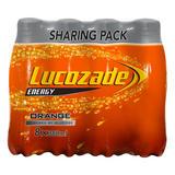 Lucozade Energy Orange 8 x 380ml
