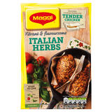 MAGGI So Tender Italian Herbs Seasoned Cooking Paper 4 x 23g