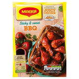 MAGGI So Juicy Sticky BBQ Recipe Mix 47g