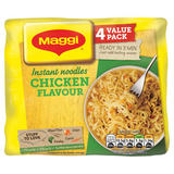 MAGGI 3 Minute Instant Chicken Flavour Noodles 4 x 59g