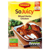 Maggi So Juicy Mixed Herbs Chicken 30g