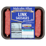 Malcolm Allan Link Sausages 200g