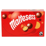 Maltesers Fairtrade Chocolate Box 100g