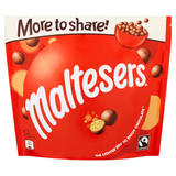 Maltesers Fairtrade Chocolate More to Share Pouch 166g