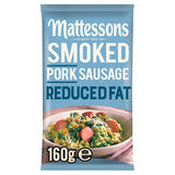 Mattessons Smoked Pork Sausage 160g