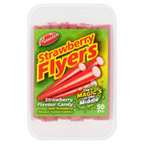 Maxilin 50 Strawberry Flyers Flavour Candy 555g