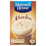 Maxwell House Classic Roast Mocha 8 x 13.5g (108g)