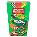 Maynards Bassetts Mix Ups Sweets Carton 400g