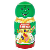 Maynards Bassetts Jelly Babies Giant Collectable Jar 495g