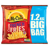 McCain Crispy French Fries 1.2kg