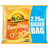 McCain The Original Oven Chips 5% Fat Straight Cut 2.25kg