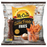 McCain Crispy Sweet Potato Fries 500g