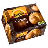 McCain 4 Lovingly Slow Baked Jackets 800g