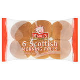 McGhee's 6 Scottish Morning Rolls