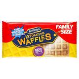 McVitie's Toasting Waffles 12 x 300g