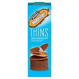 McVitie's Hobnobs' Thins Milk Chocolate 170g