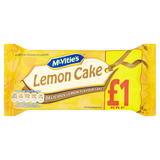 McVitie's Lemon Cake