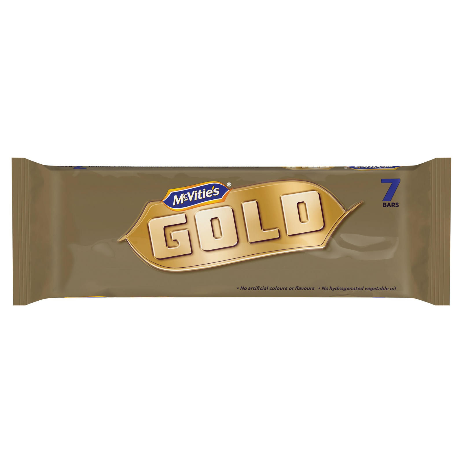 Mcvities 7 Gold Bar 154g Chocolate Biscuits Iceland Foods