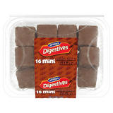 McVitie's Digestives 16 Mini Milk Choc Tiffins 302g