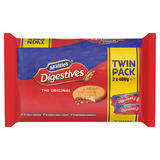 McVitie's Digestives The Original Twin Pack 2 x 400g