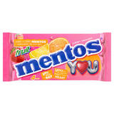Mentos Say Hello Fruit Multipack 4 x 38g