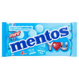 Mentos Mint Roll Chewy Dragees 4 x 38g (152g)