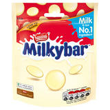Milkybar White Chocolate Sharing Pouch 103g