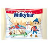 Milkybar White Chocolate Christmas Kids Selection Box 5 x 12g (60g)