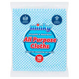 Minky 10 All Purpose Cloths