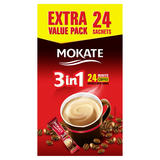 Mokate 3in1 Coffee Extra Value Pack 24 Sachets x 16g (384g)