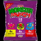 Monster Munch Variety Snacks 12x22g