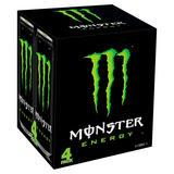 Monster Energy 4 x 500ml