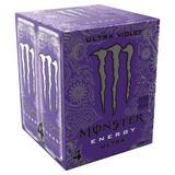 Monster Energy Ultra Violet 4 x 500ml