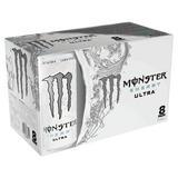 Monster Energy Ultra 8 x 500ml