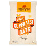 Mornflake Mighty Oats Creamy Superfast Oats 3kg