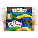 Mr Kipling 6 Toffee Apple Slices