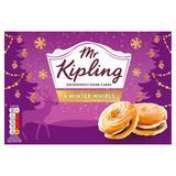 Mr Kipling 6 Winter Whirls