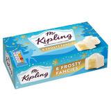 Mr Kipling 8 Frosty Fancies