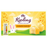 Mr Kipling 8 Lemon Fancies