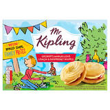 Mr Kipling 6 George's Marvellous Lemon & Raspberry Whirls