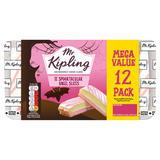Mr Kipling 12 Spooktacular Angel Slices