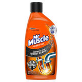 Mr Muscle Power Gel Drain Unblocker 500ml
