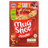 Mug Shot Sweet 'n' Smoky BBQ Noodles 56g