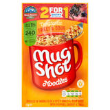 Mug Shot Tangtastic Sweet & Sour Noodles 67g