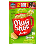 Mug Shot Deliciously Creamy Cheese Pasta 68g