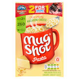 Mug Shot Oh So Creamy Macaroni Cheese Pasta 68g