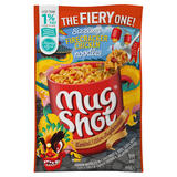 Mug Shot Limited Edition Mugeliciousness Sizzling Firecracker Chicken Noodles 60g